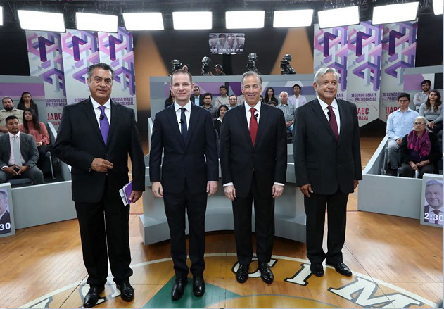 Mexico Presidential Debate